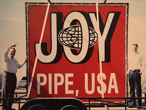 joy pipe owners